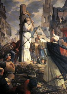 Joan of Arc - Feast Day May 30