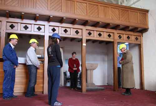 Bishop Victoria deconsecrates historic chapel at Churchill Courts